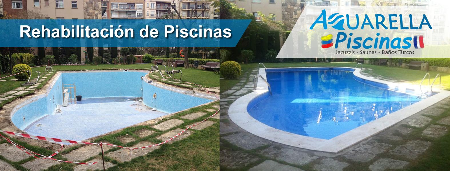 Rehabilitacion y Impermeabilizacion de Piscinas en colombia