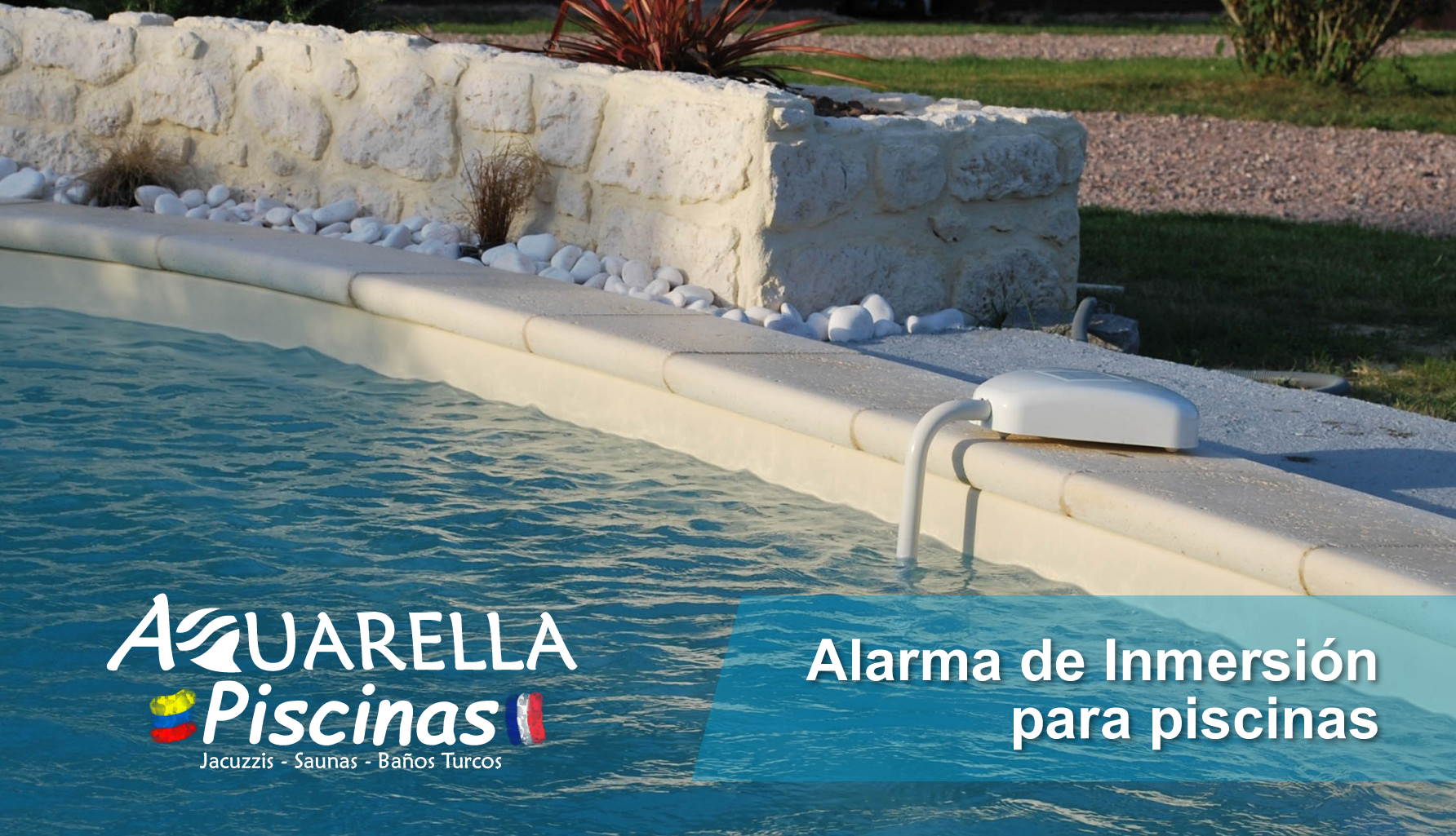 alarma de inmersion para piscinas
