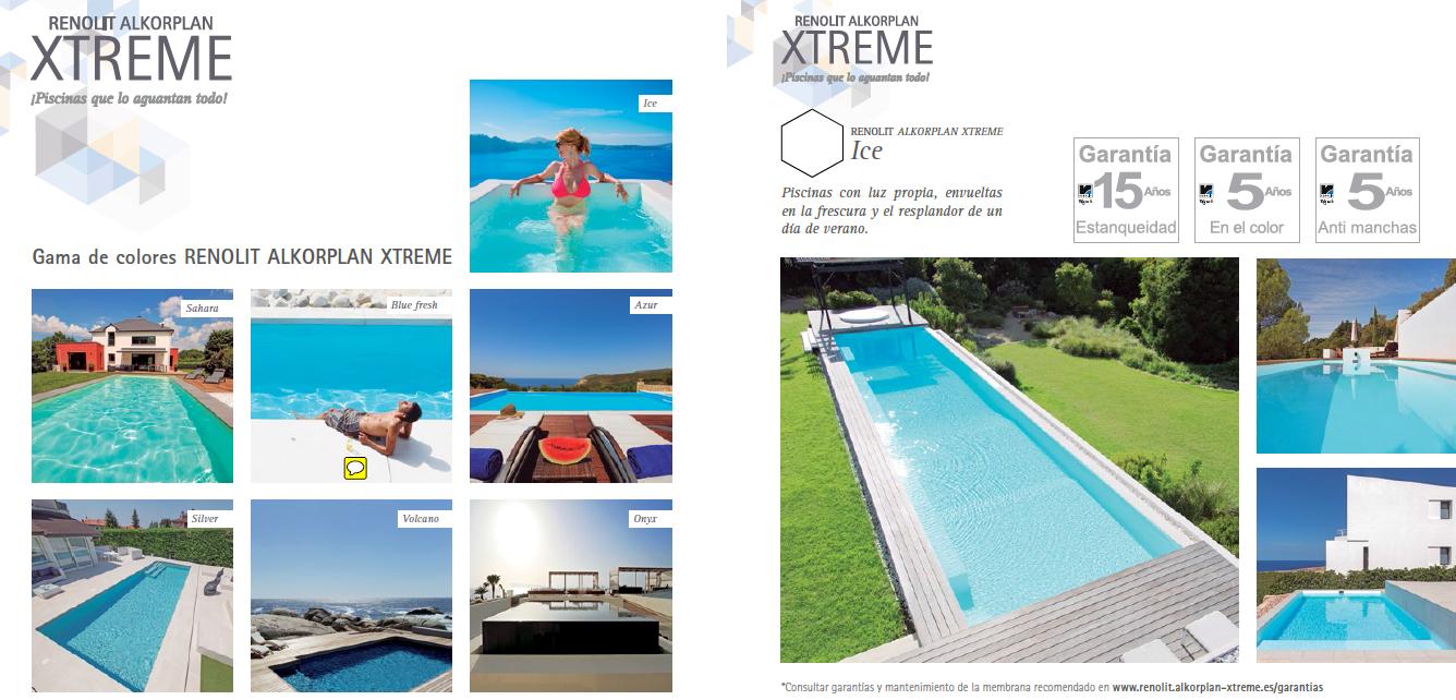 garantia membrana pvc alkorplan piscinas