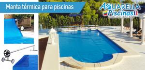 manta termica piscinas