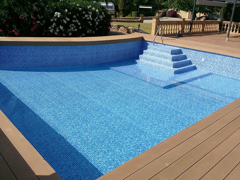 membrana piscina